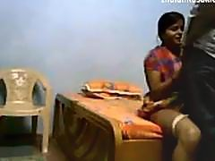 Pakistani Servant fucking very hard with houseowner in Bedroom
